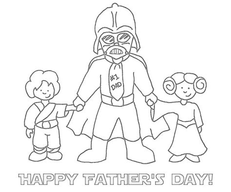 free coloring pages of happy father s day