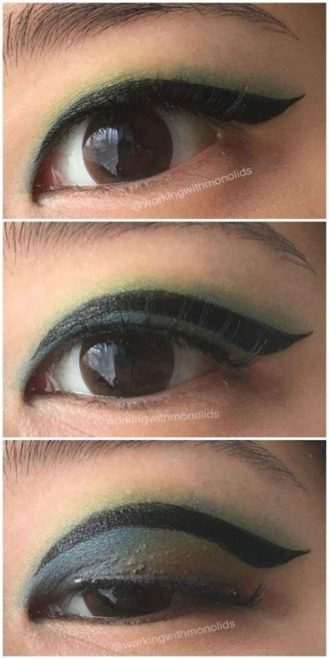 tutorial eyeliner untuk mata kecil tutorial eyeliner cat eye yang sesuai dengan bentuk matamu