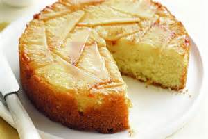 pineapple and coconut upside down cake recipes delicious com au