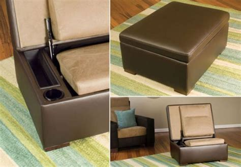 storage ottoman plans footstool storage plans images