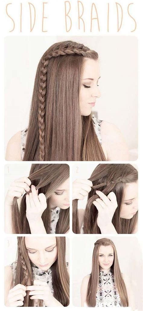 cute hairstyles step by step for teens 36 best hairstyles for long hair diy projects for teens