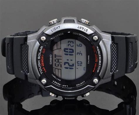 Tali Jam Tangan Casio Lrw 200 H Rubber jual casio w s200 h baru harga jam tangan terbaru