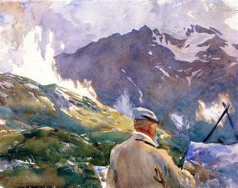 sargent the watercolours arts and facts episode 58 john singer sargent