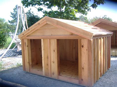 two dog house diy dog house for beginner ideas