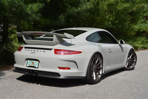porsche gt3 gray dealer inventory 2015 porsche gt3 991 fashion grey