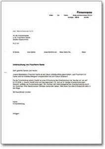 Musterbrief Elternteilzeit Aufforderung Untersuchung Durch Medizinischen Dienst De Musterbrief