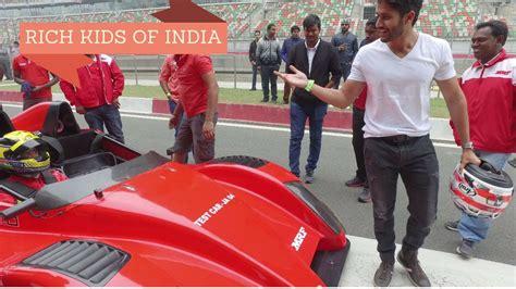 billionaire boys of india ferrari lamborghini supercar