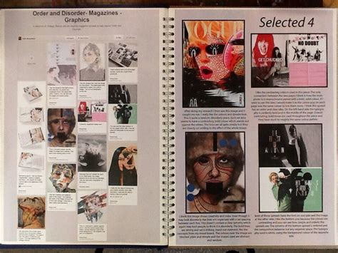 photography sketchbook layout ideas 23 best images about ao1 on pinterest sketchbooks