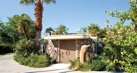famous houses in palm springs