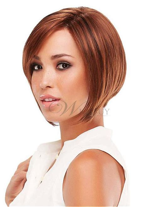 pictures of short hair styles with eight inches ten inches and 12 inches hair weave custom 100 human hair short straight 8 inches classic bob