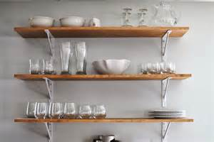 wall mounted shelving kitchen wall shelves ideas diy 65 ideas of using open kitchen wall shelves shelterness