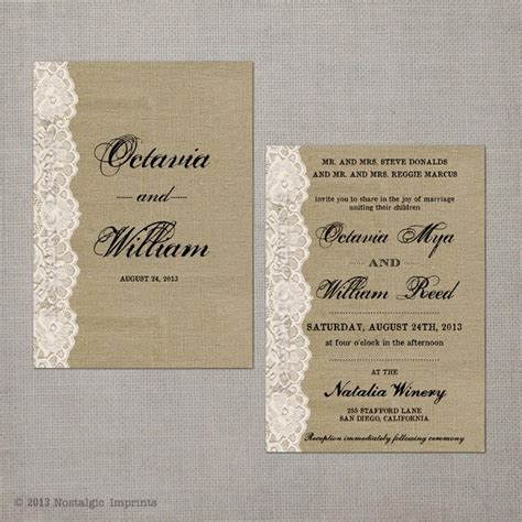 wedding invitation ideas with photos ideas for wedding invitations theruntime