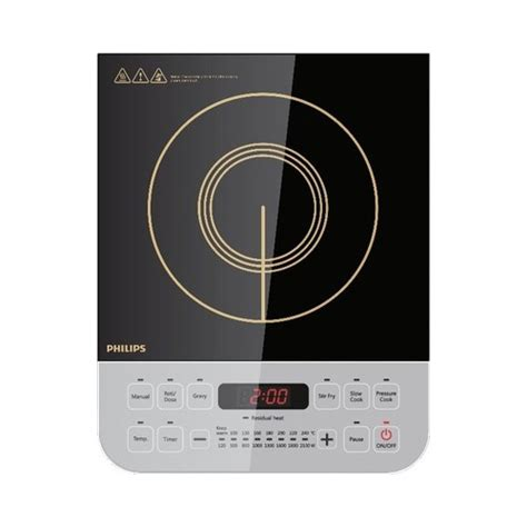 Mr Induction Cooktop Manual philips hd4928 induction cooktop black price buy philips hd4928 induction cooktop black