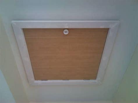Door Hatch by Aladder Complete Loft Hatch Door Catch Latch Twist For