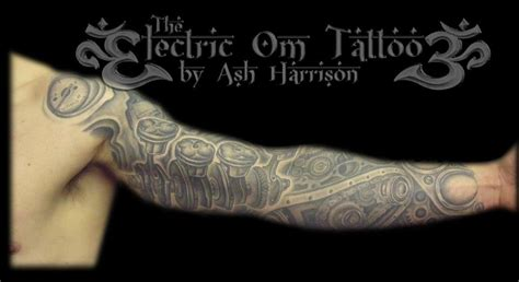 turbo engine tattoo sleeve ii by ash harrison on deviantart