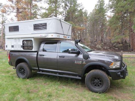 Paket Wheels Up Dodge Chevy fwc hawk on ram 2500 4x4 cing truck overlander