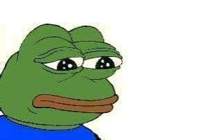 Frog Face Meme - feels bad man sad frog know your meme