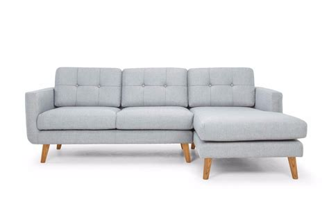 right sectional sofa right sectional sofa modway loft wool right arm