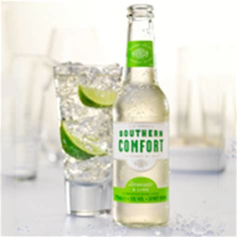 southern comfort and lemonade southern comfort launches lemonade and lime rtd