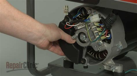 portable generator capacitor replacement generator voltage regulator replacement briggs stratton generator repair part 207840gs