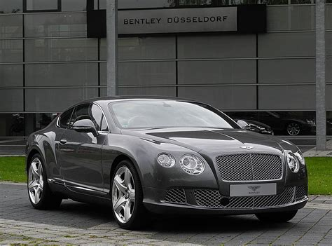 bentley continental bentley continental gt la enciclopedia libre