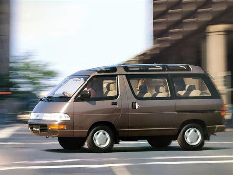 Toyota Cities технические характеристики Toyota тойота Town Ace 2 2 Td
