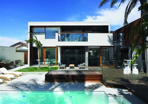 great home designs the resort house in australia 2
