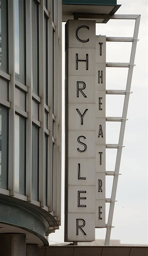 Chrysler Theatre by Home Chrysler Theatre