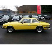 Used TRIUMPH STAG 30 LIKE NEW JUST HAD FULL GROUND UP