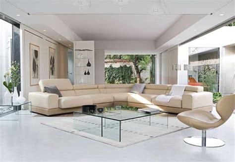 muebles modernos  una sala pequena