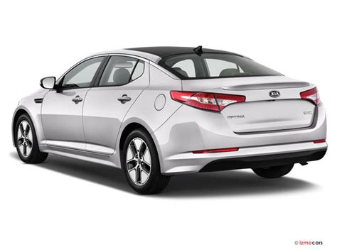 Kia Optima Hybrid Battery Replacement Cost 2011 Kia Optima Hybrid Interior U S News World Report