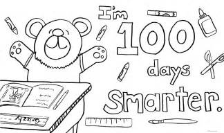 100 coloring pages for no corner suns it s the 100th day