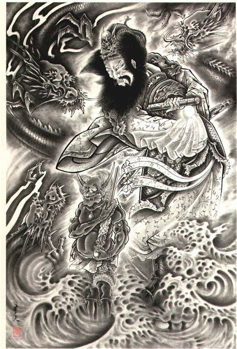 japanese devil tattoo tattoos design