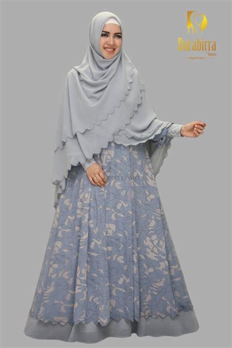 Mode Baju Muslim Model Baju Batik Muslim Modern Plus Gambar Terbaru
