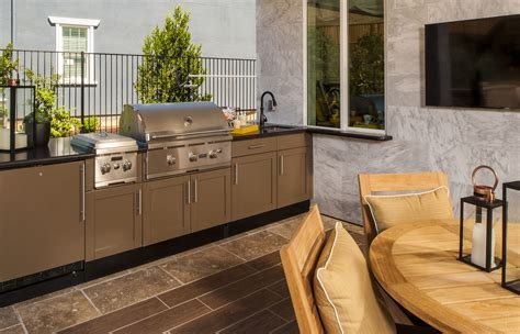 Stainless Steel Base Cabinets for Outdoor Kitchens   Danver