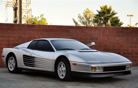 Ferrari Testarossa For Sale by 1985 Ferrari Testarossa Classic Italian Cars For Sale