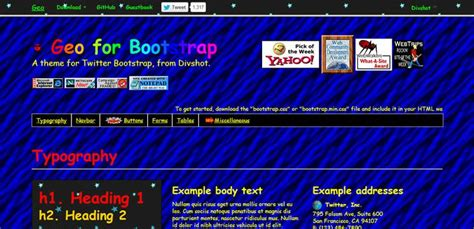 timeless themes exles 50 free bootstrap templates themes