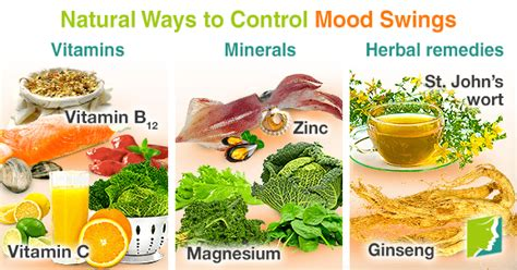medicine for mood swings natural ways to control mood swings