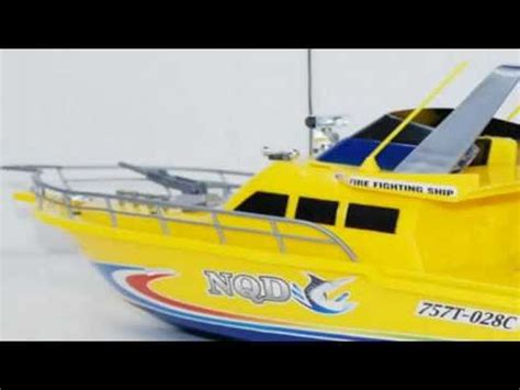 fire boat for sale rc fire boat remote control with working water pump