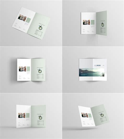 20 Free Premium Mockup Psd Files Design Resources 2015 A4 Folder Template Psd