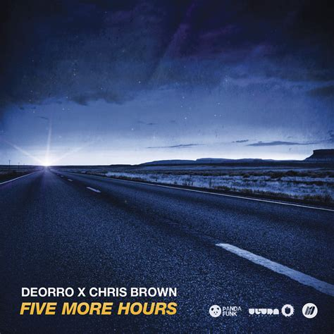 More On by Deorro Quot Five More Hours Quot Ft Chris Brown Listen