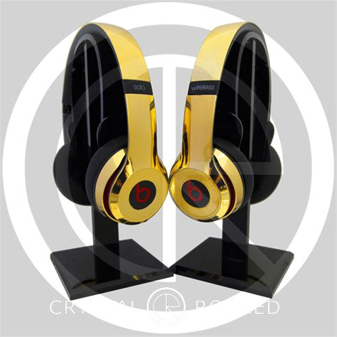 Microphone Wireless Pro 1 Black Edition customised by rocked with 24ct gold