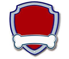 Paw Patrol Shield Template Image Result For Paw Patrol Badge Templates Birthday Parties Pinterest Paw Patrol Clipart