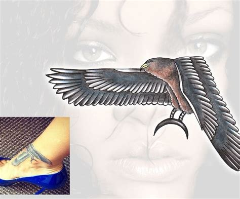 rihanna leg tattoo 45 amazing rihanna tattoos designs amazing ideas