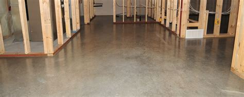 mode concrete hip and modern basement concrete floors