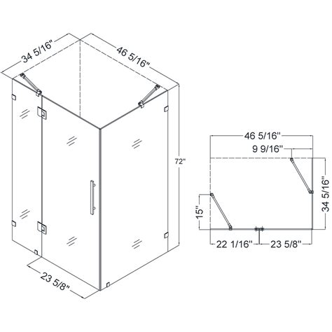 shower dimensions shower stall dimensions roselawnlutheran