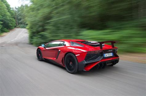 Driving Lamborghini Aventador Drive Lamborghini Aventador Superveloce Graham