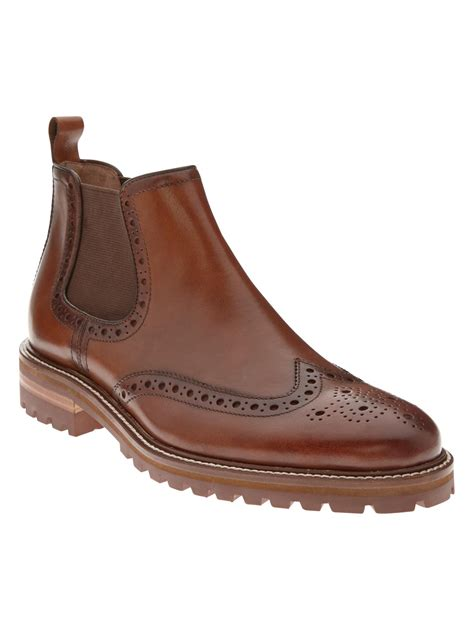 On Our Radar Banana Republic Supports The Earth by Banana Republic Vincent Boot In Brown For Lyst