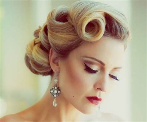 50 updo hairstyles fabulous 50s hairstyles you d totally wear today