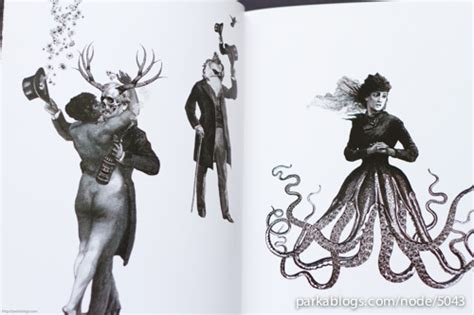 dark inspiration grotesque illustrations book review dark inspiration grotesque illustrations